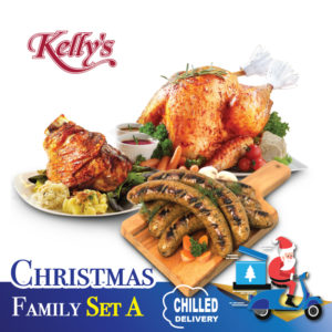 Chilled Christmas Family Set A